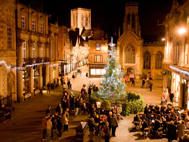 York Christmas Market 1
